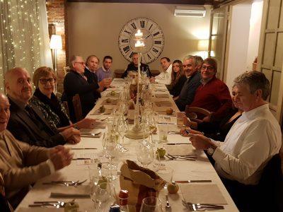 7 Novembre 2019 Cena tirolese